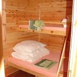 Sypialnia - łóżko piętrowe