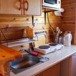 Ośrodek Domki na Fali - Kuchnia