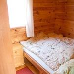 Ośrodek Domki na Fali - sypialnia