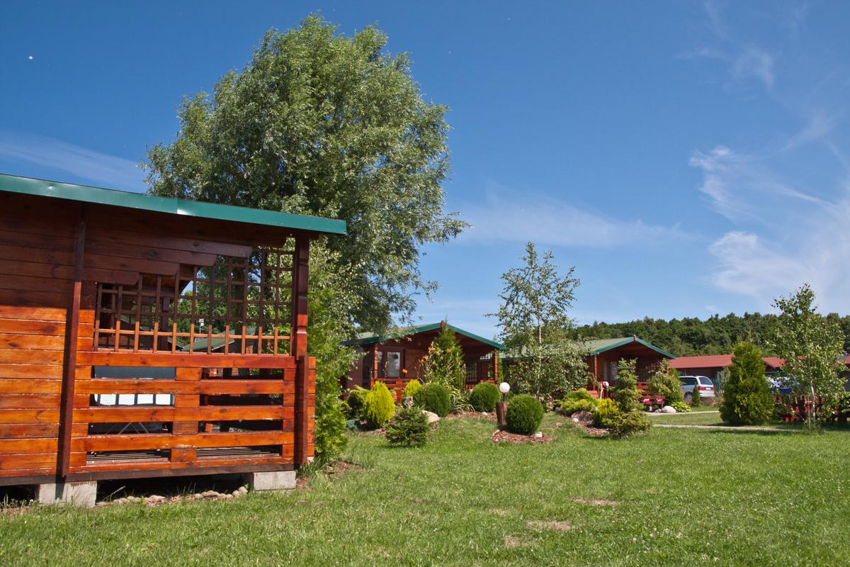 Ośrodek Domki na Fali - domki