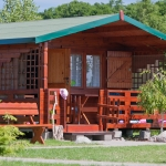 Ośrodek Domki na Fali - domek